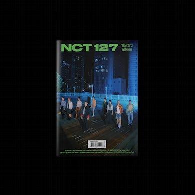 The 3rd Album 'Sticker' (Seoul City Ver.)