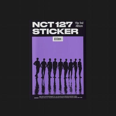 The 3rd Album 'Sticker' (Sticker Ver.)