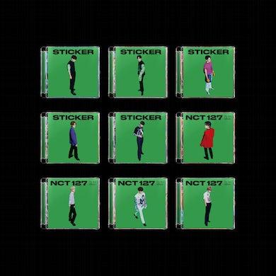 The 3rd Album 'Sticker' (Jewel Case Ver.)