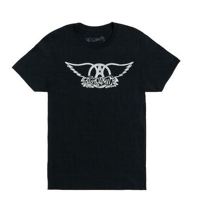Aerosmith CLASSIC WINGS LOGO TEE