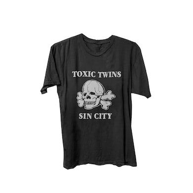 Aerosmith TOXIC TWINS SIN CITY TEE