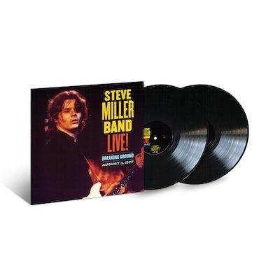 Breaking Ground – Live August 3, 1977 2LP (Vinyl)
