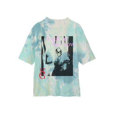 Selena Gomez Look At Her Now Tie Dye T-Shirt