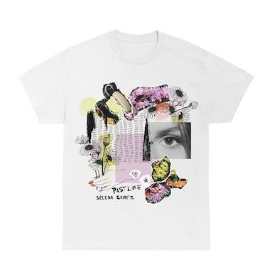 Selena Gomez Past Life Collage T-Shirt