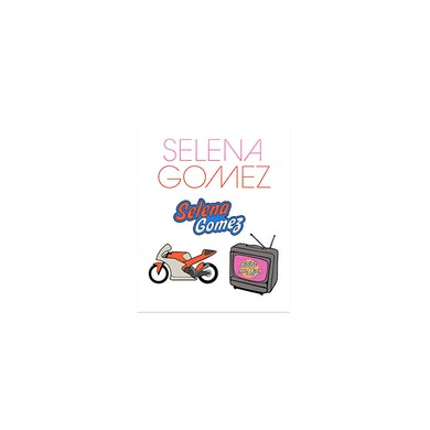 Selena Gomez Dance With Me Pin Set