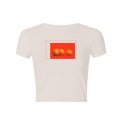 Selena Gomez Revelación Oranges Cropped T-Shirt