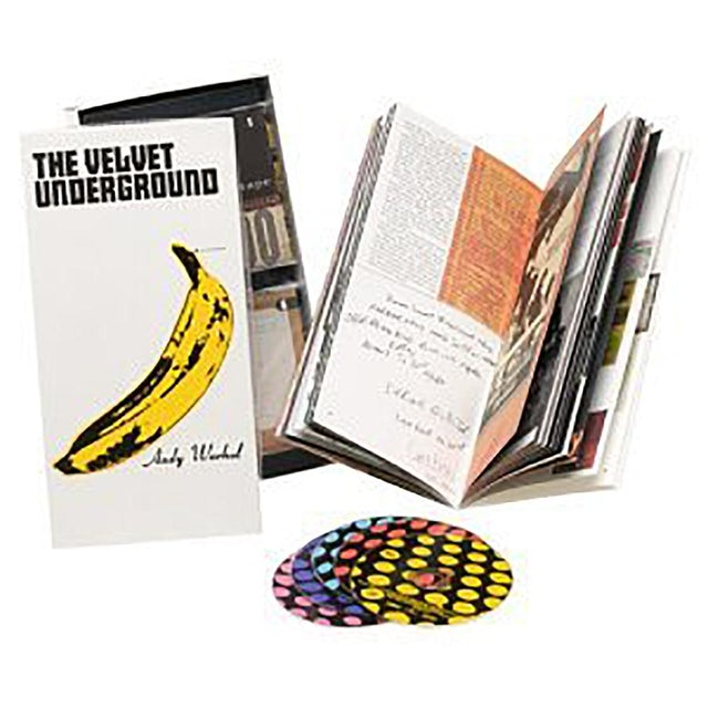 The Velvet Underground Peel Slowly And See 5 CD Box Set