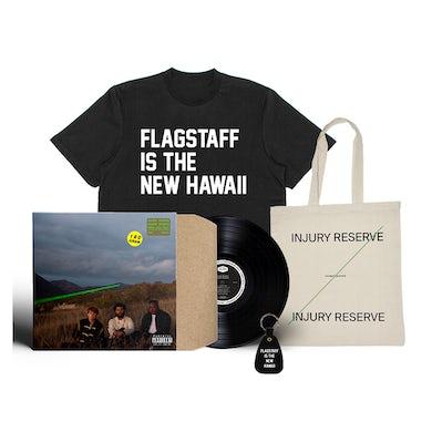 Injury Reserve LP Deluxe Bundle (Vinyl)