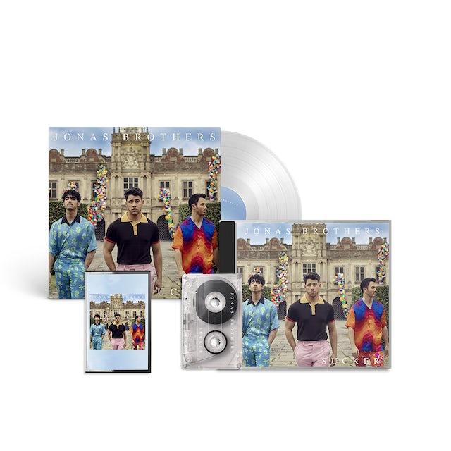 Jonas Brothers Sucker Single Bundle