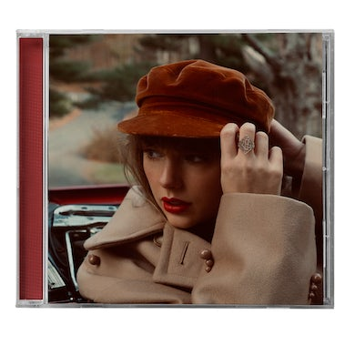 Taylor Swift RED (Taylor's Version) CD