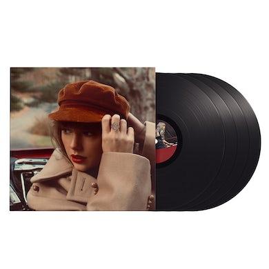 Taylor Swift Red (Taylor's Version) Vinyl