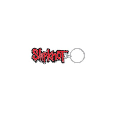 Slipknot Logo Novelli Keychain