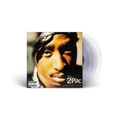 Tupac Greatest Hits - Clear 4LP (Vinyl)