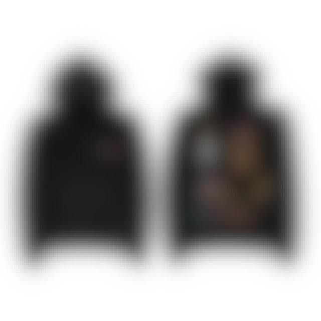 Tupac Wavy Logo Washed Hoodie