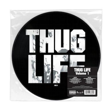 Tupac Thug Life: Volume 1 Picture Disc