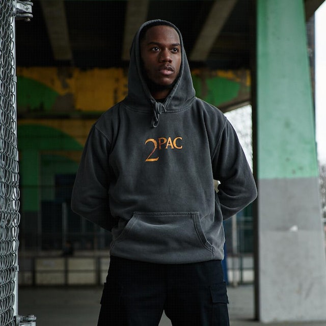 Tupac Me Against the World Tracklist Hoodie