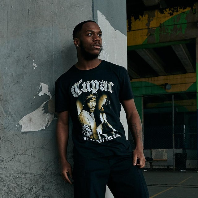 Tupac Me Against the World Certified Platinum T-Shirt