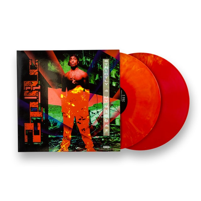Tupac Strictly 4 My N.I.G.G.A.Z. Deluxe Vinyl