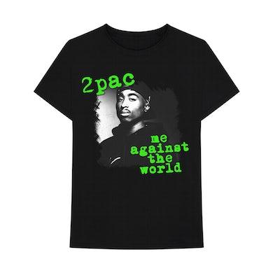 Tupac Me Against the World Photo T-Shirt