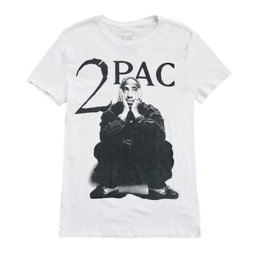 Tupac Looking Up T-Shirt