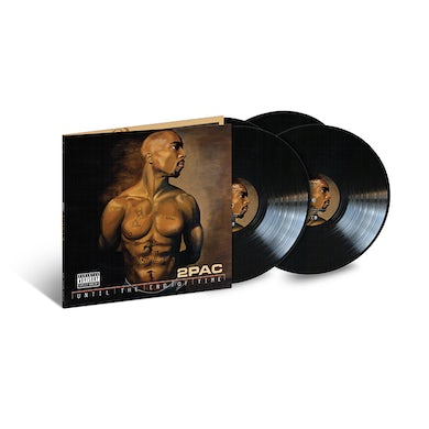Tupac Until The End Of Time 4LP (Vinyl)