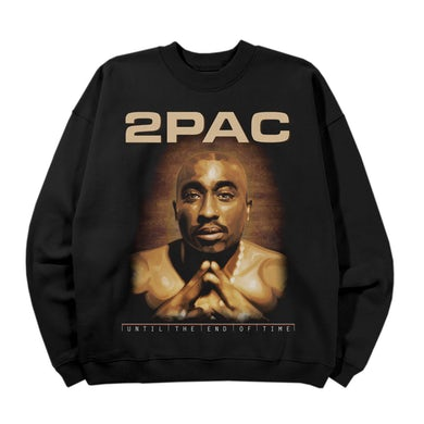 Tupac Until the End of Time Sketch Crewneck