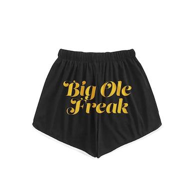 Megan Thee Stallion Big Ole Freak Shorts