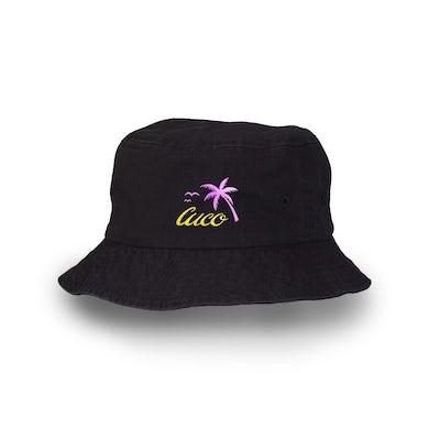 Cuco Paradise Palms Bucket Hat