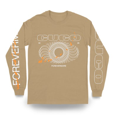 Cuco Forevermore Tan Longsleeve T-Shirt