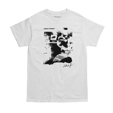 Dermot Kennedy Without Fear Collage Tee