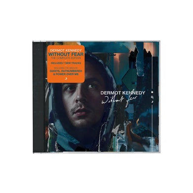 Dermot Kennedy Without Fear - Complete Edition CD