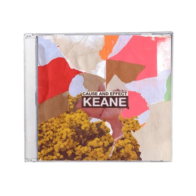 Keane Cause and Effect CD