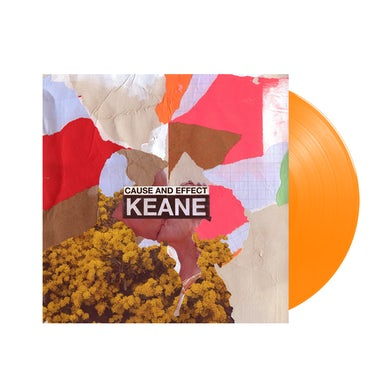 Keane Cause and Effect LP (Vinyl)