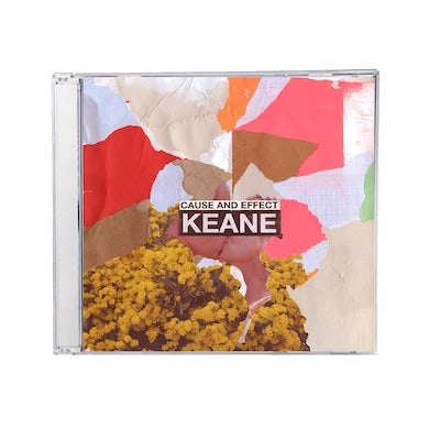 Keane Cause and Effect CD + Deluxe Digital Album