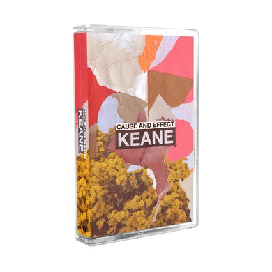 Keane Cause and Effect Cassette + Deluxe Digital Album