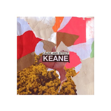 Keane Cause and Effect Hand Numbered Print + Deluxe Digital Album