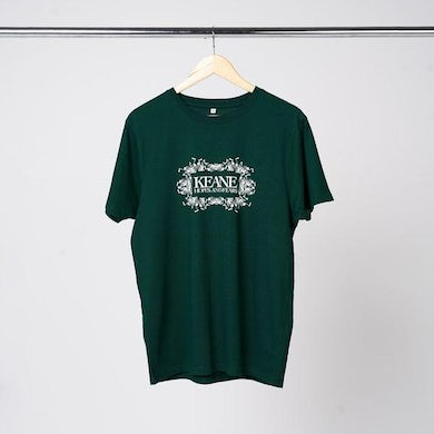 Keane Hopes and Fears Green Tee + Deluxe Digital Album
