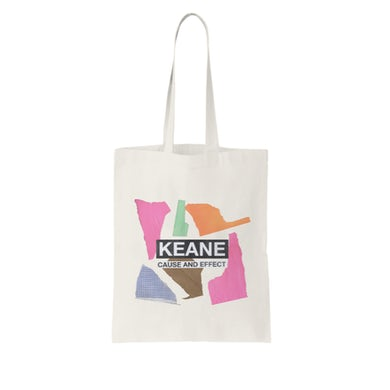 Keane Cause And Effect Tour Tote