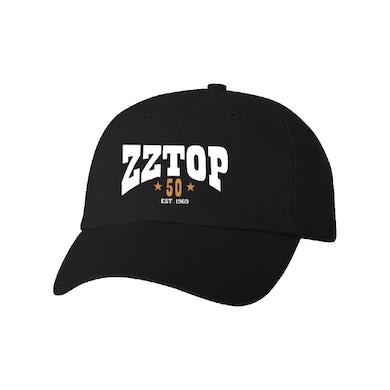 ZZ Top 50 Hat