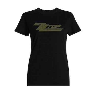 ZZ Top Glitter T-Shirt (Women)