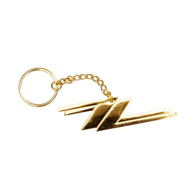ZZ Top ZZ Tour Keyring