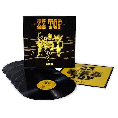 ZZ Top Goin' 50 (5 LP Box) (Vinyl)