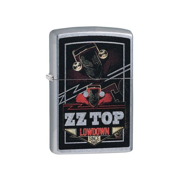ZZ Top Street Chrome Lighter