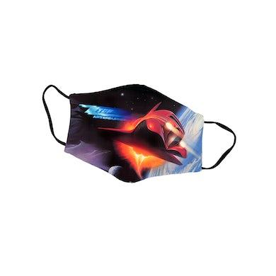 ZZ Top Afterburner Face Mask