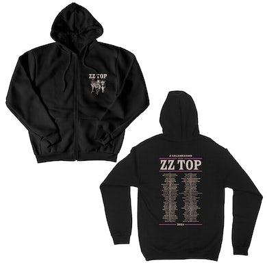 2021 A Celebration With ZZ Top Hoodie