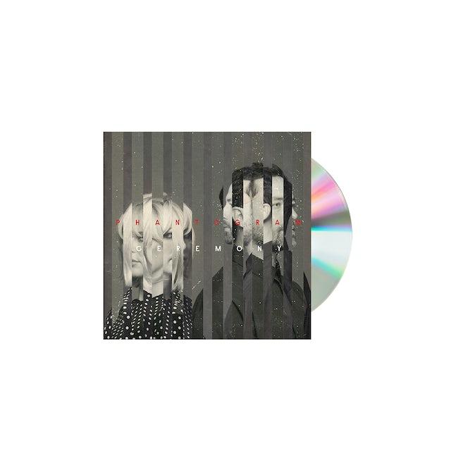 Phantogram Ceremony CD