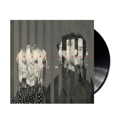Phantogram Ceremony Black LP (Vinyl)