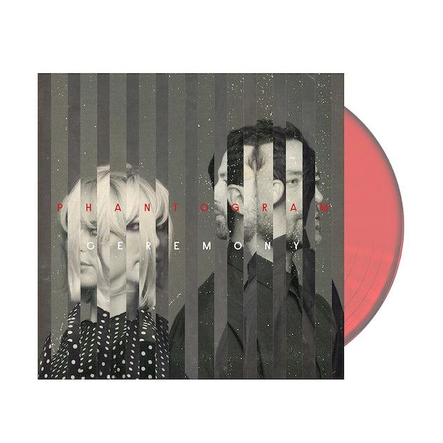 Phantogram Ceremony Red LP (Vinyl)