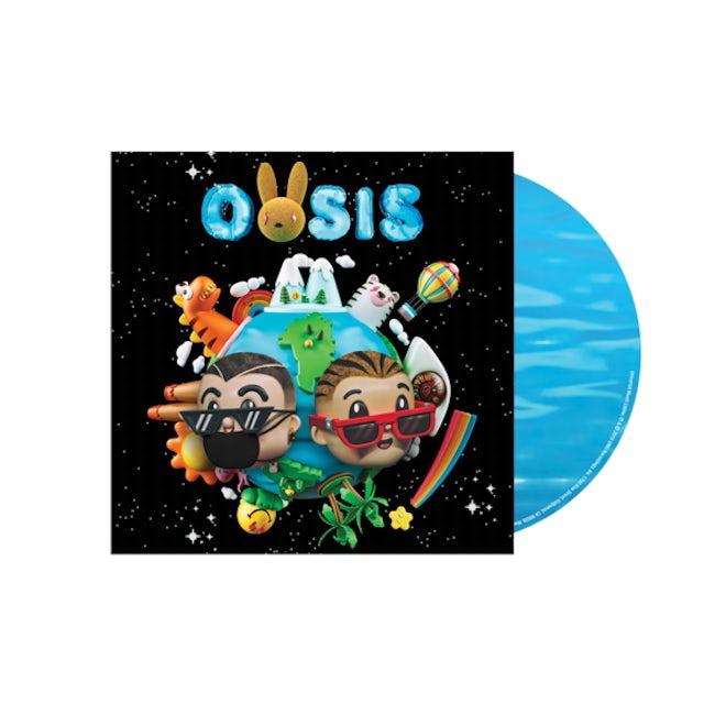 J Balvin & Bad Bunny 'Oasis' CD