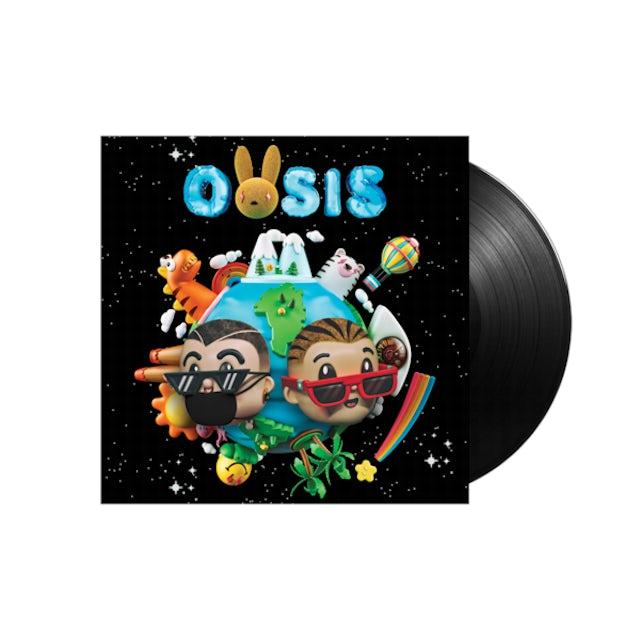 J Balvin & Bad Bunny 'Oasis' Standard Vinyl